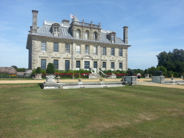 Kingston Lacey house