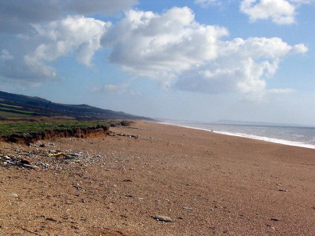 Cogden beach Dorset